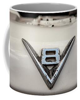 Aged V8 Coffee Mug