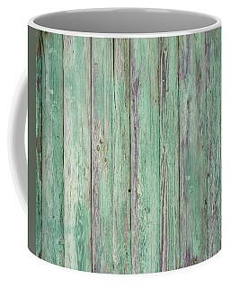 Aged Wood Coffee Mug