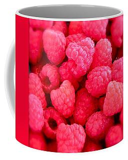 Agenda For Today ... Raspberry Jam Coffee Mug