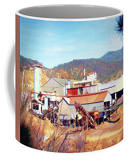 Aggregate Mine Coffee Mug