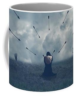 Aggression Coffee Mug