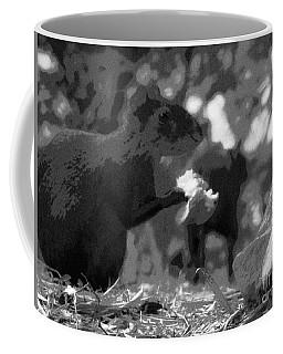 Agouti At Supper Coffee Mug