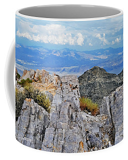 Aguereberry Point Rocks Coffee Mug