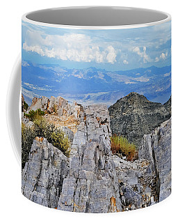 Aguereberry Point Rocks Coffee Mug