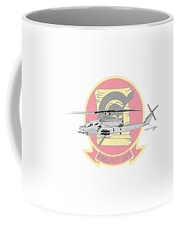 Coffee Mug featuring the digital art Ah-1z Viper by Arthur Eggers