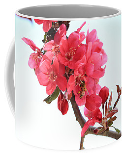 Coffee Mug featuring the photograph Ah The Beautiful Smell by Rick Morgan