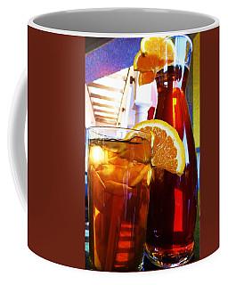 Ahhh Thirsty Coffee Mug