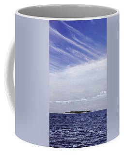 Ahoy Bounty Island Resort Coffee Mug