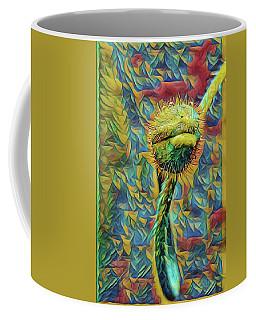 Ailen Garden   Coffee Mug by Bruce Carpenter