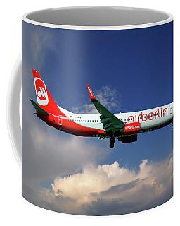 Air Berlin Boeing 737-800 Coffee Mug