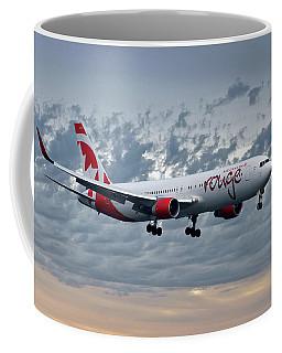 Air Canada Rouge Boeing 767-333 Coffee Mug