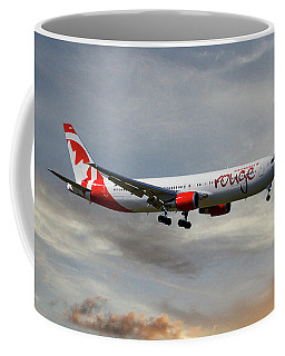 Air Canada Rouge Boeing 767-35h 121 Coffee Mug