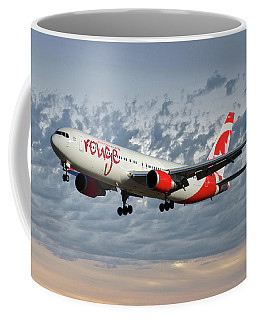 Air Canada Rouge Boeing 767-333 113 Coffee Mug