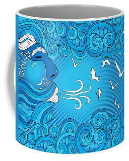 Air Element Coffee Mug