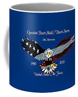 Air Force Desert Storm Coffee Mug