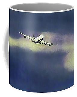 Air Force One - First Flight Coffee Mug