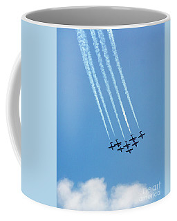 Air Show 3 Coffee Mug