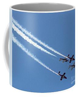 Air Show 6 Coffee Mug