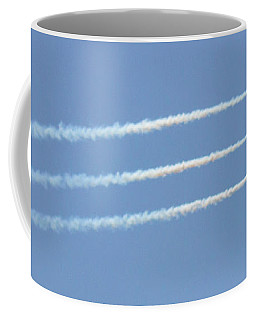 Air Show 9 Coffee Mug