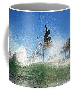 Air Show Coffee Mug