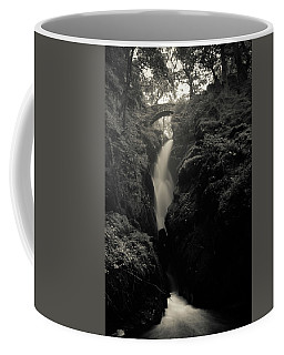 Aira Force - Black And White Coffee Mug