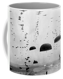 Airborne Mission During Ww2  Coffee Mug