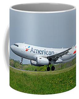 Airbus A319 Coffee Mug