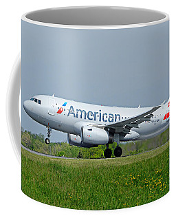 Airbus A319 Coffee Mug
