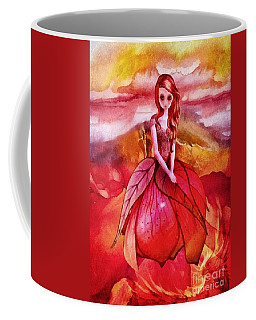 Aithne Coffee Mug by Mo T
