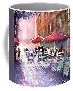 Aix En Provence Early Morning Coffee Coffee Mug