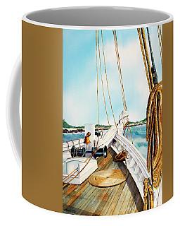 A.j. Meerwald-coming Home Coffee Mug