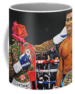 Aj Omo Oduduwa The World Champion Coffee Mug