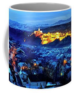Coffee Mug featuring the photograph Akhaltsikhe by Fabrizio Troiani