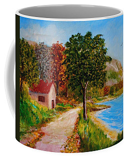 Akronafplia Coffee Mug