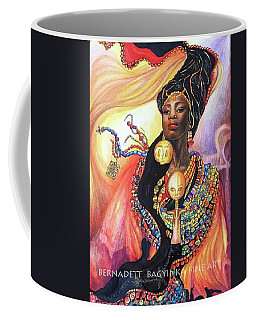 Akuaba Coffee Mug