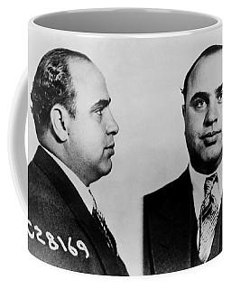 Al Capone Mugshot Coffee Mug