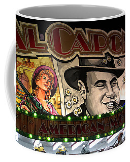 Al Capone On Funfair Coffee Mug