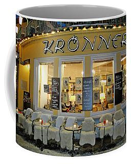 Al Fresco Dining Bavarian Style Coffee Mug