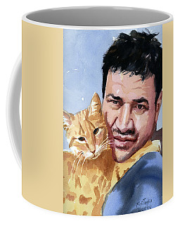 Alaa And Feras Coffee Mug