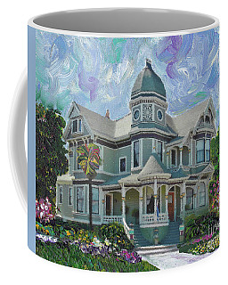 Alameda 1893  Queen Anne  Coffee Mug