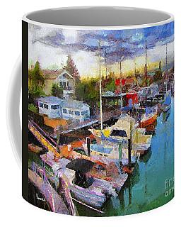 Alameda Life On The Estuary 2 Coffee Mug