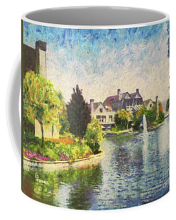 Alameda Marina Village 1 Coffee Mug