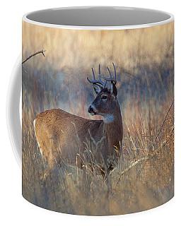 Coffee Mug featuring the photograph Alarm by Jim Garrison