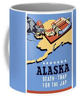 Alaska Death Trap Coffee Mug