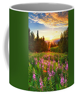 Alaska Field Coffee Mug