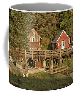 Alaska Island Living Coffee Mug
