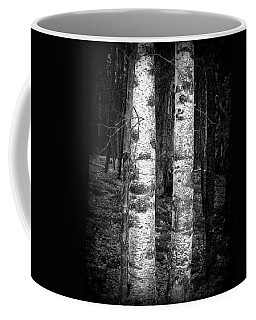 Alaska Tree Coffee Mug