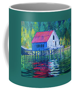 Alaskan Gear Shed Coffee Mug