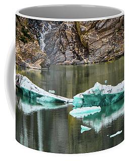 Alaskan Icebergs Coffee Mug
