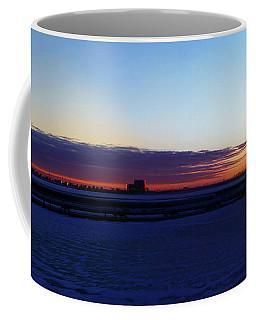 Alaskan Sunrise Coffee Mug